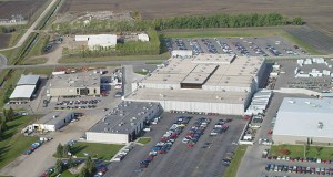 Digi-Key, a global distributor of electronic components, is adding 2.2 million square feet of usable space to its existing 700,000-square-foot headquarters in Thief River Falls. (File submitted photo)