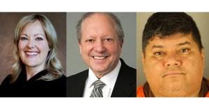 Judge Lois Conroy, Fred Bruno, Ricardo Ernesto Batres