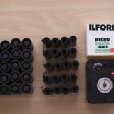 ILFORD Delta 400 Bulk Film