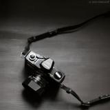 Canonet QL17 G-III Z+ HOOD 5 + Voigtlander View Finder 40mm
