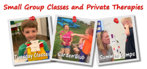Group classes and Private therapies