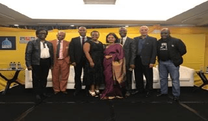 MF Leader Speaks on Social Cohesion in Business