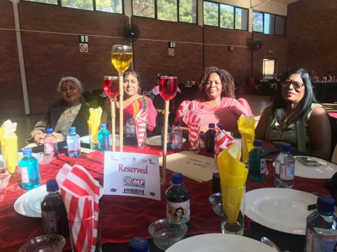 Minority Front Women Circle Launch