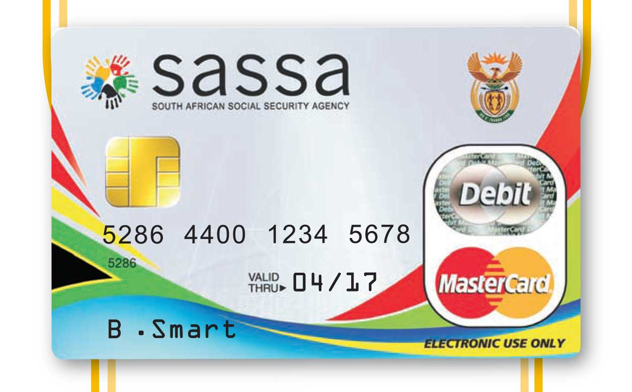 Pensioners Informed of SASSA Card Saga