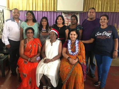 MF Team Celebrates Christmas with Bonella Senior Citizens