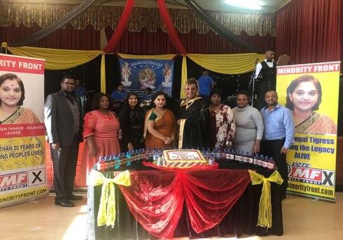 Minority Front Women Circle Launch