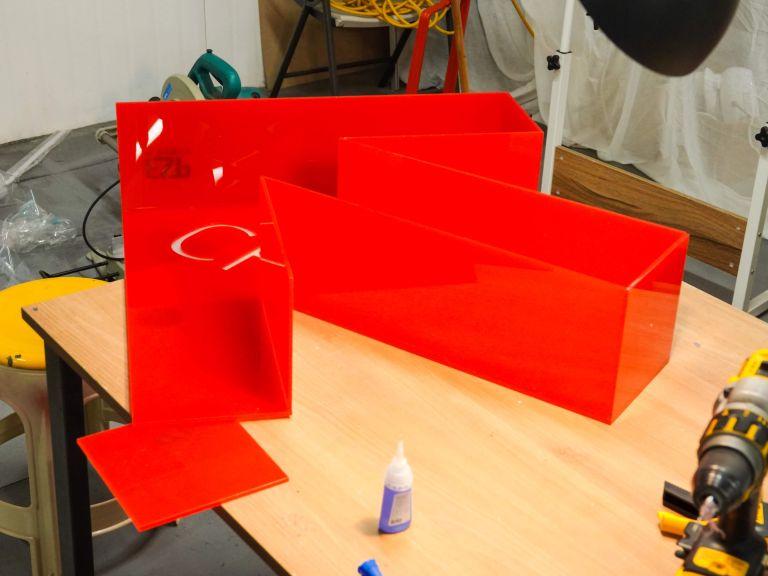 화살표 박스 제작 방식