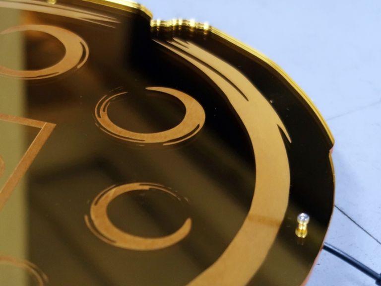 골드스텐 거울간판 제작비용 거울led 후광사인 led거울 018거울간판 미러사인 미러간판 골드간판 후광간판