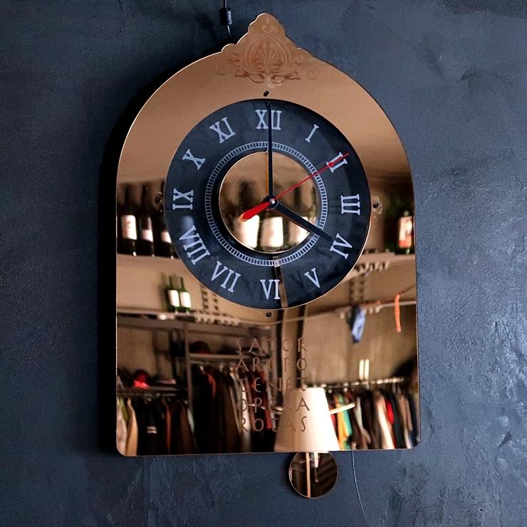 괘종시계 조명 LED 벽시계 개업선물 001 실내조명 시계 특이한시계 디자인시계 시계선물