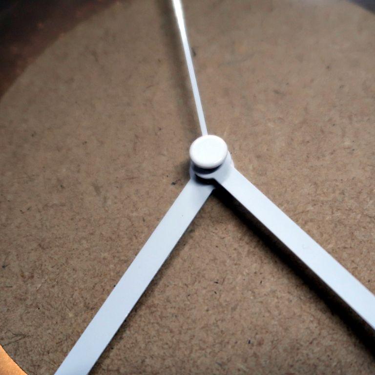 오로라 시계 조명시계 투명시계 009 다이크로익 벽시계 시계선물 시계조명 주문제작시계