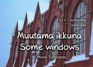 Muutama ikkuna - Some windows