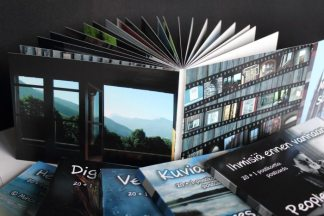 Postcard books