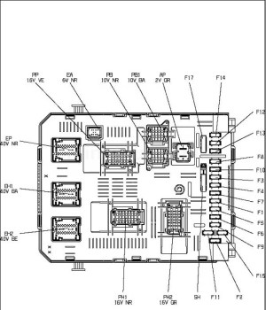 Citroen C4 Picasso Wiring Diagrams  Wiring Diagram