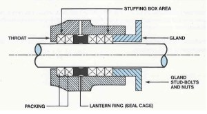Stuffing Box Diagram