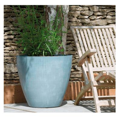 Beton Grey Planter 53cm