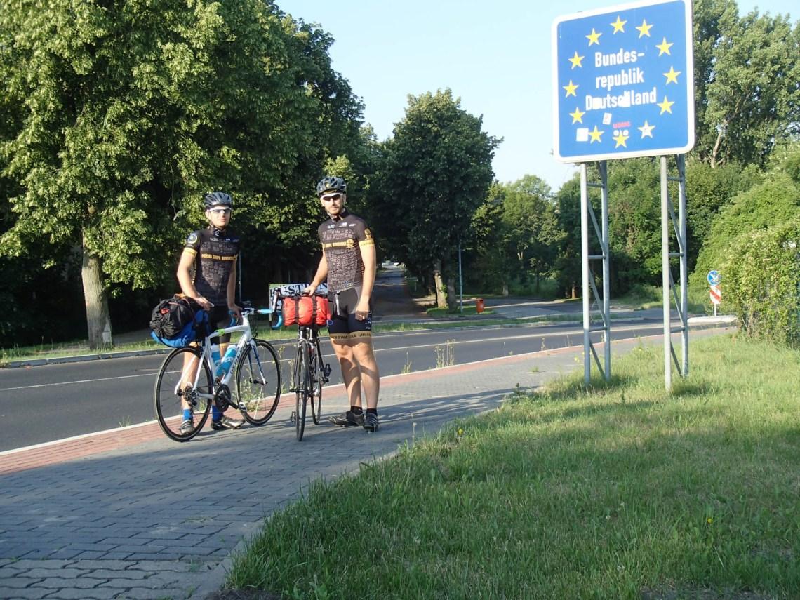Granica Polska - Niemcy