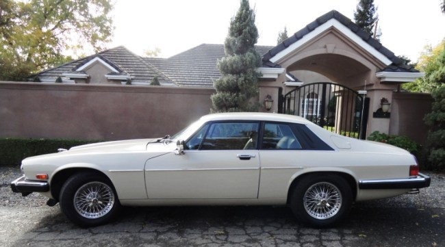 Jaguar XJS Profile