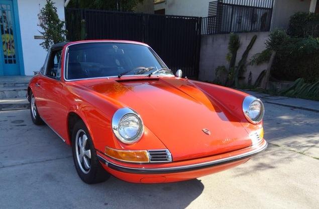 Porsche 912 Targa Fr