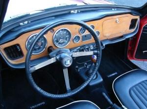 Triumph TR-4