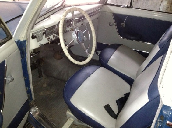 Volvo 445 Interior