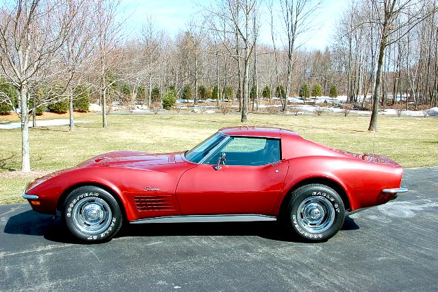 1070 Corvette LS5