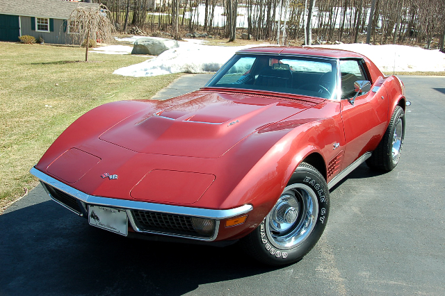 Corvette LS5