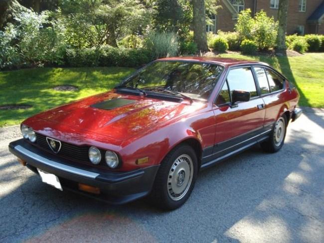 Alfa Romeo GTV-6