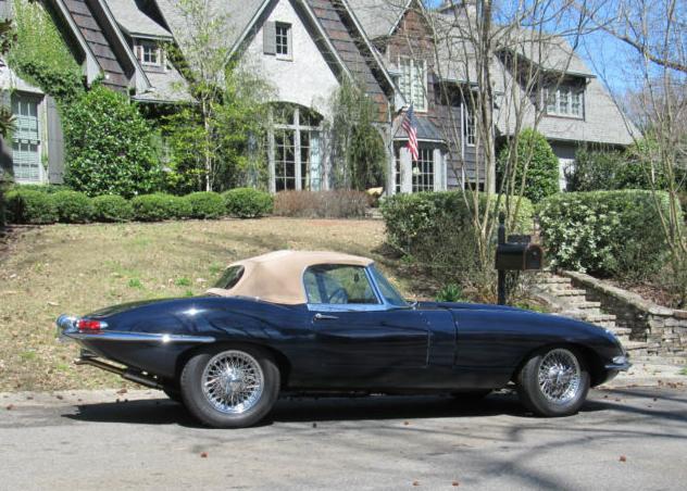 Jaguar XKE OTS