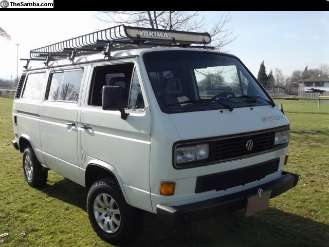 VW Vanagon Syncro