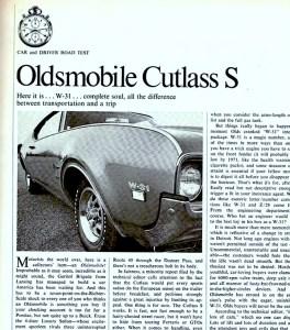 Olds W31 442