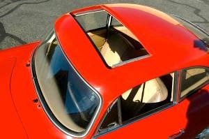 61 Porsche B Coupe