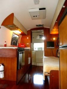 Airstream Globe Trotter