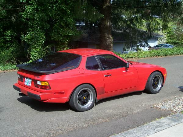 Balanced: '86 Porsche 944 Turbo | Mint2Me