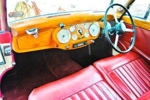 Daimler Special Sports Convertible