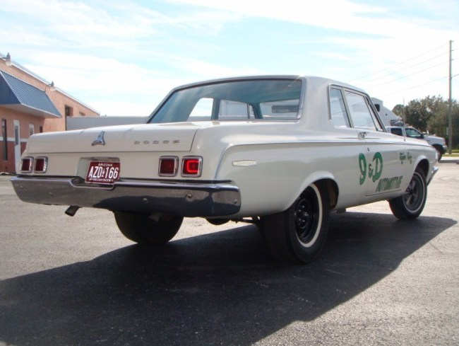 We know, you are probably thinking that the folks at Mint have finally fallen off their rocker. Why would they feature a plain-Jane, homely looking Dodge or think anyone in their right mind would want to buy it. Well, grasshopper, if you underestimate this Dodge you have fallen into a trap set back in1964.