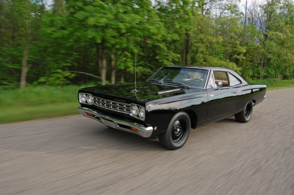 Plymouth Satellite Hemi
