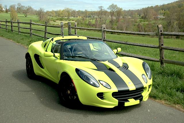 06 Lotus Elise HRM
