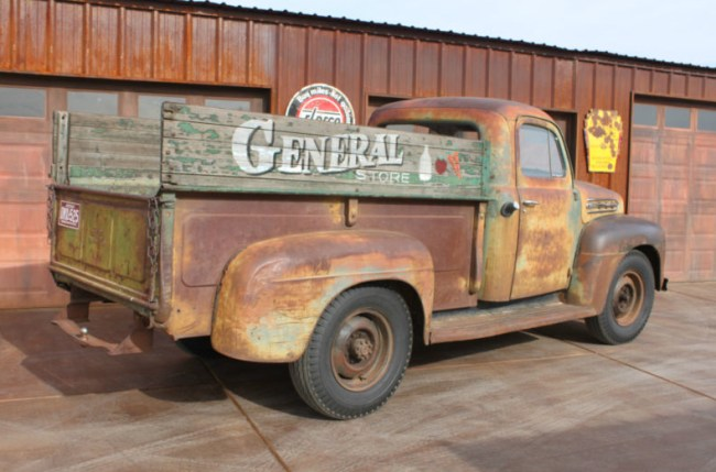 52 Ford F300 Truck re