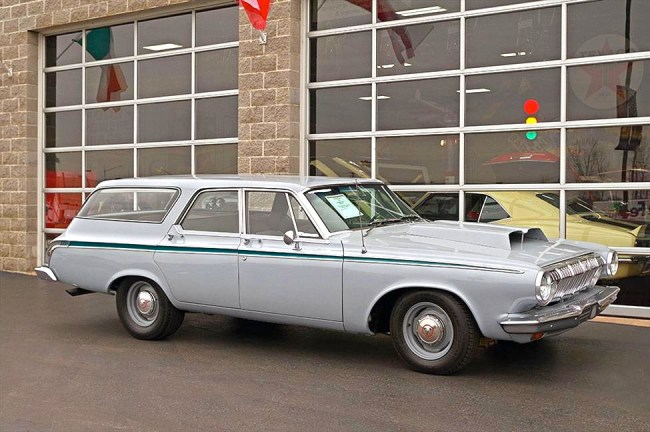 63 Dodge Max Wedge Wagon