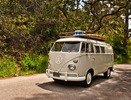 63 Volkswagen Camper
