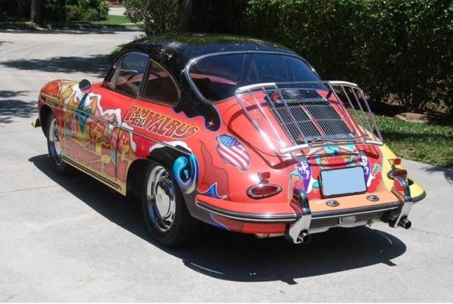 65 Porsche 356 SC re