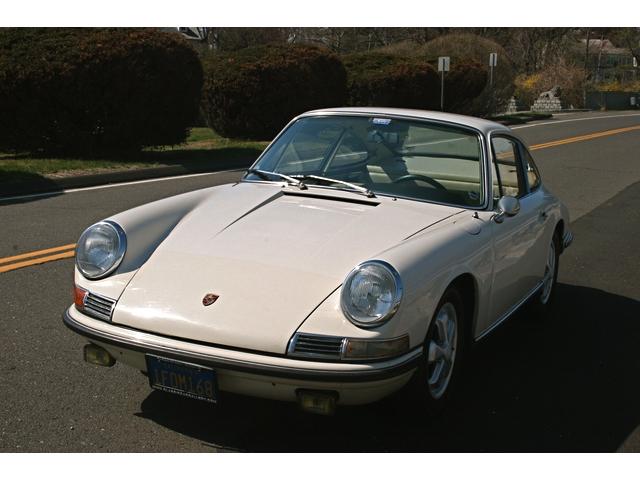 67 Porsche 911S