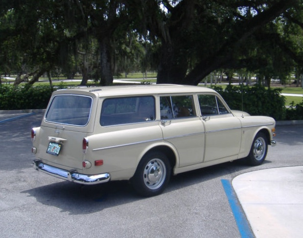 not perfect but could be 68 volvo 122s wagon mint2me. Black Bedroom Furniture Sets. Home Design Ideas