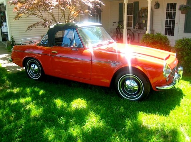69 Datsun Fairlady
