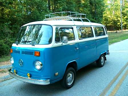 77 Volkswagen Bus