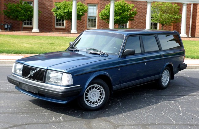 Not just a used car: '88 Volvo 240 DL Wagon | Mint2Me