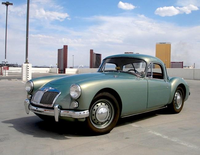 MGA Coupe