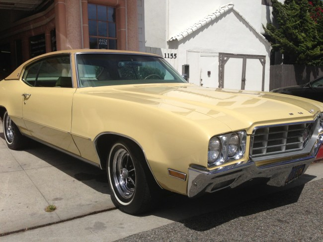 70 Buick fr