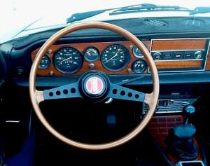 72 Fiat 124 Spider