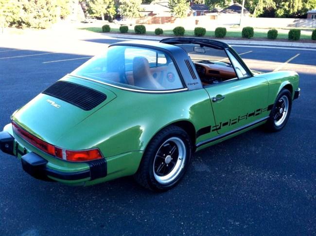 78 Porsche 911SC